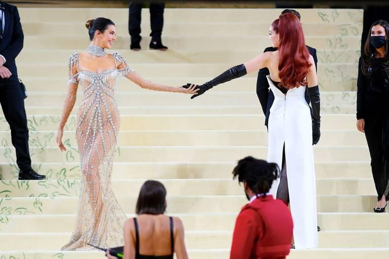 Kendall Jenner Naked Dress 45