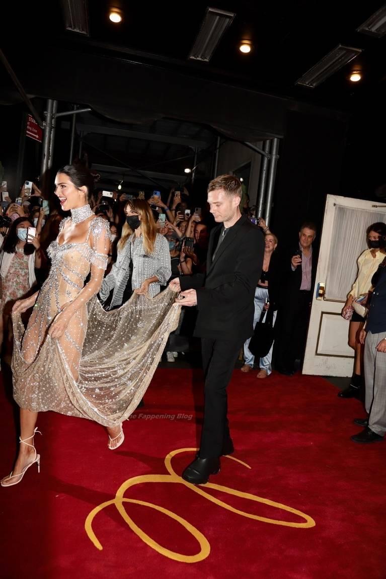 Kendall Jenner Naked Dress 48