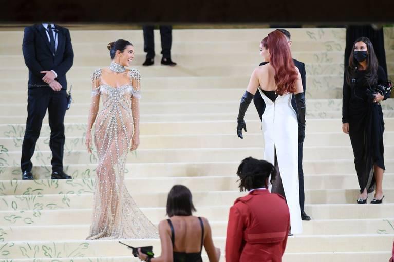 Kendall Jenner Naked Dress 52