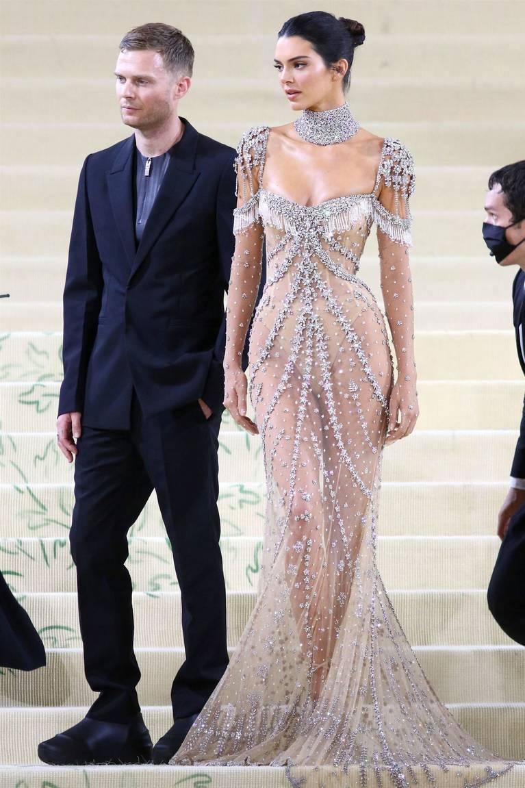 Kendall Jenner Naked Dress 86