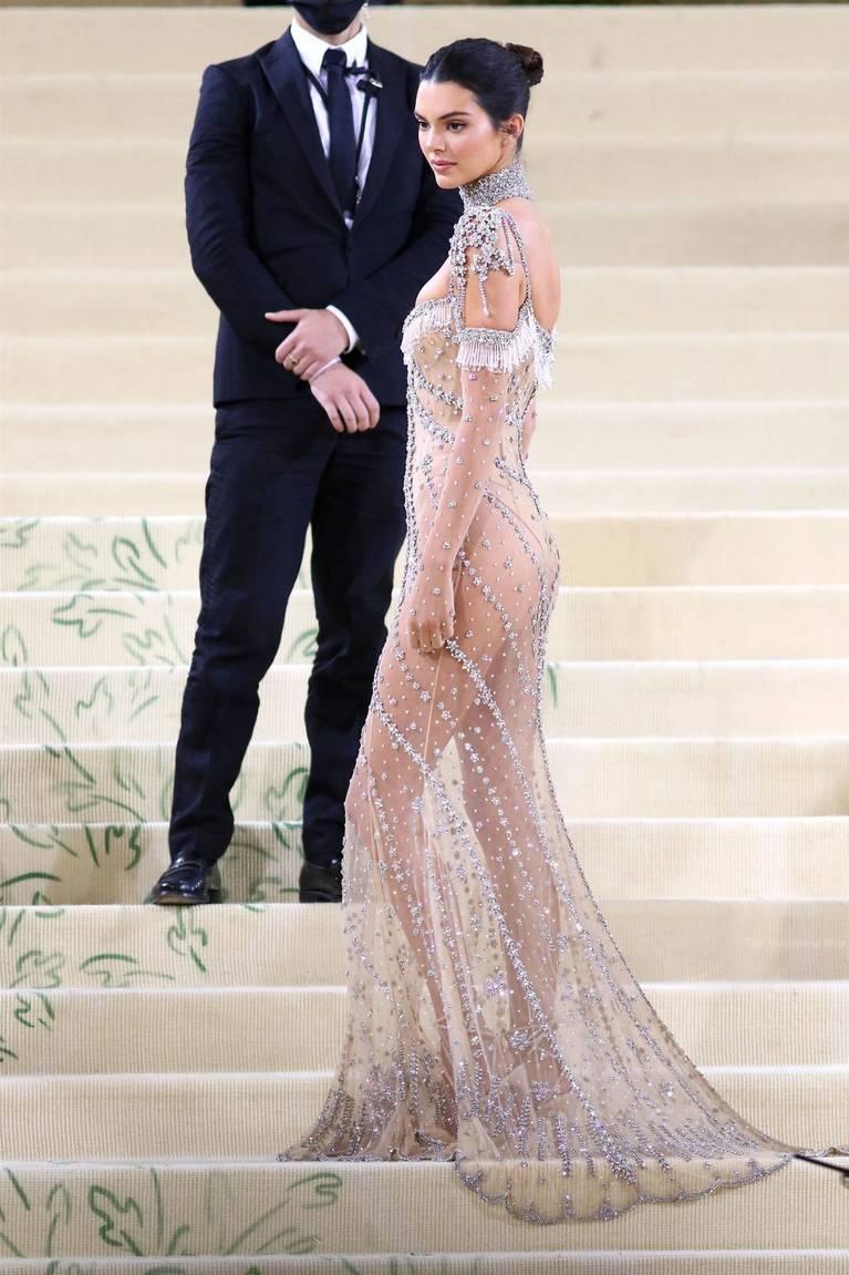Kendall Jenner Naked Dress 89
