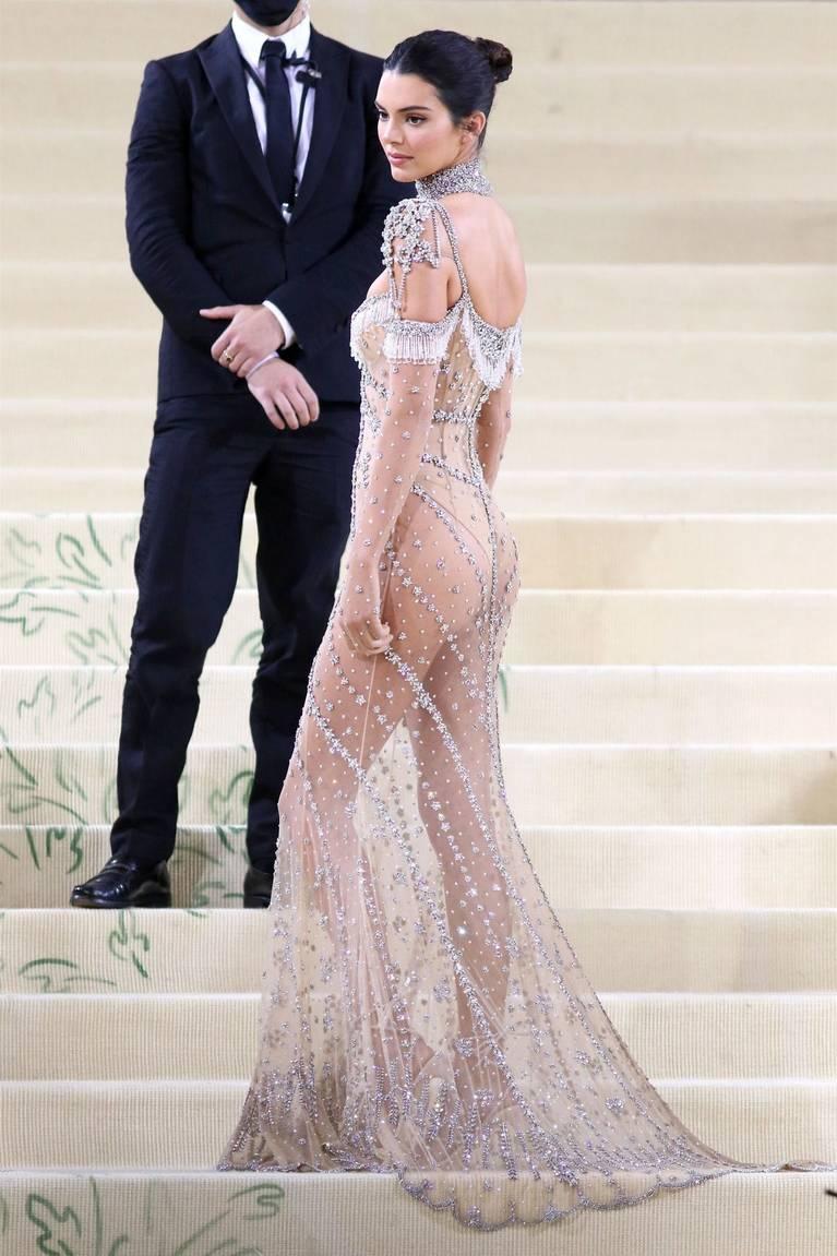 Kendall Jenner Naked Dress 90
