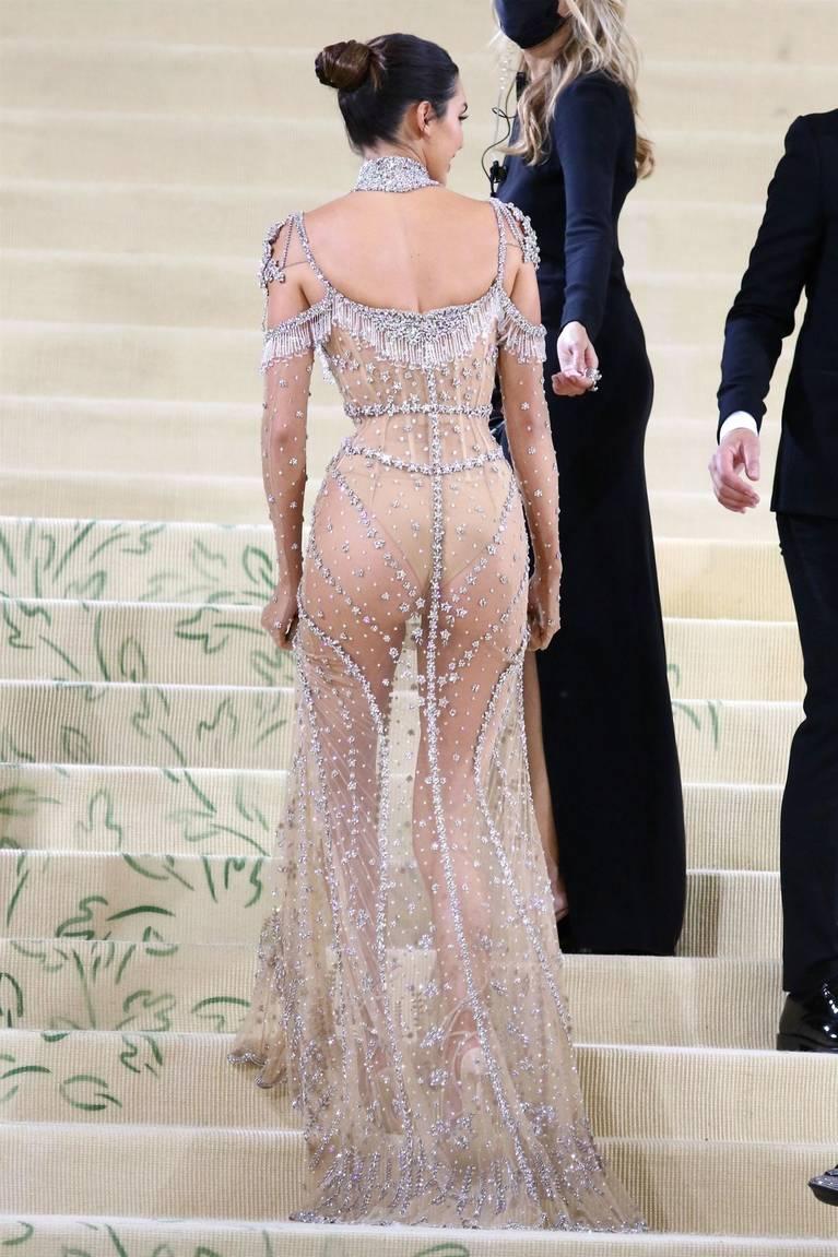 Kendall Jenner Naked Dress 94