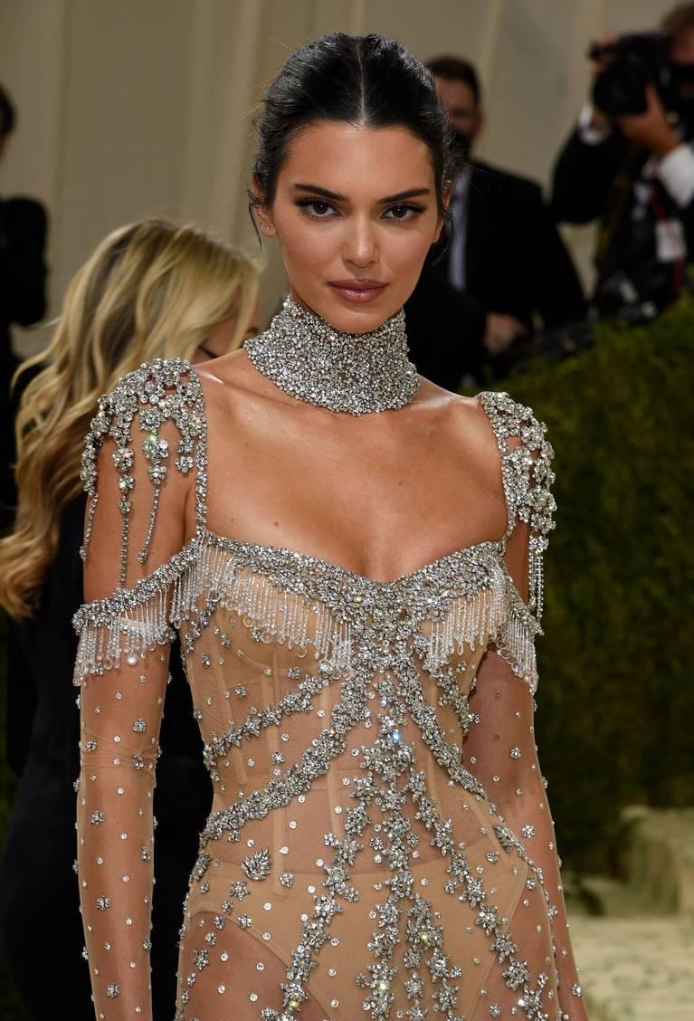 Kendall Jenner Naked Dress 108