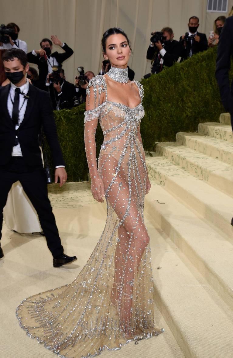 Kendall Jenner Naked Dress 118