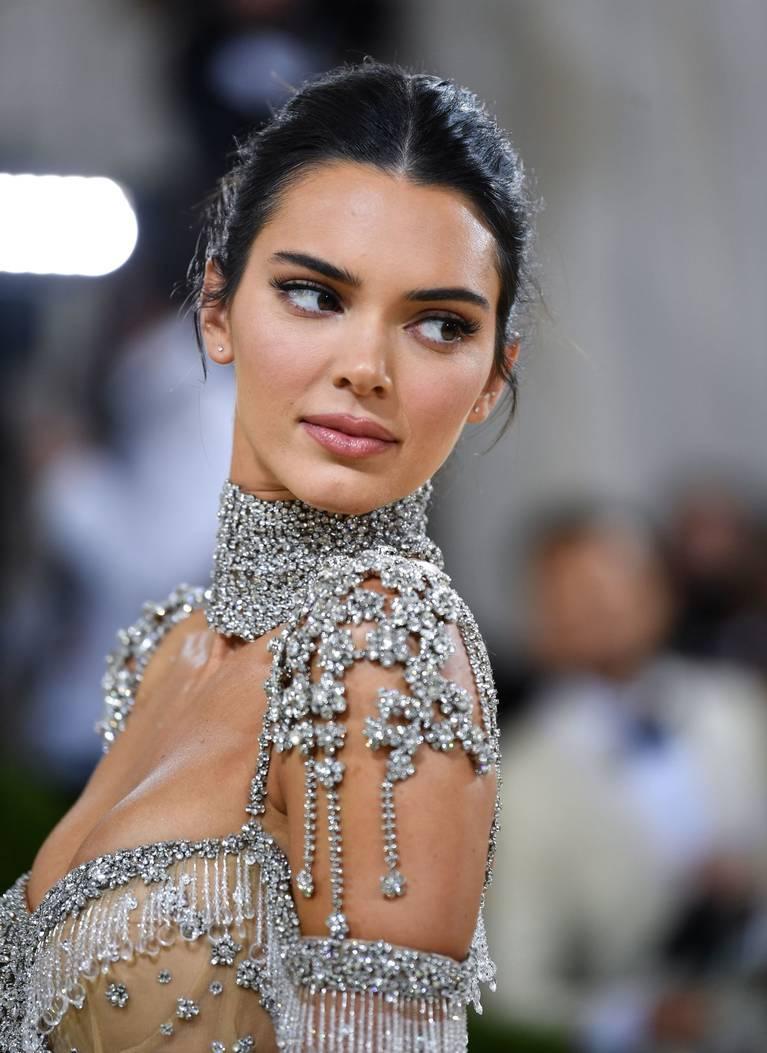 Kendall Jenner Naked Dress 134