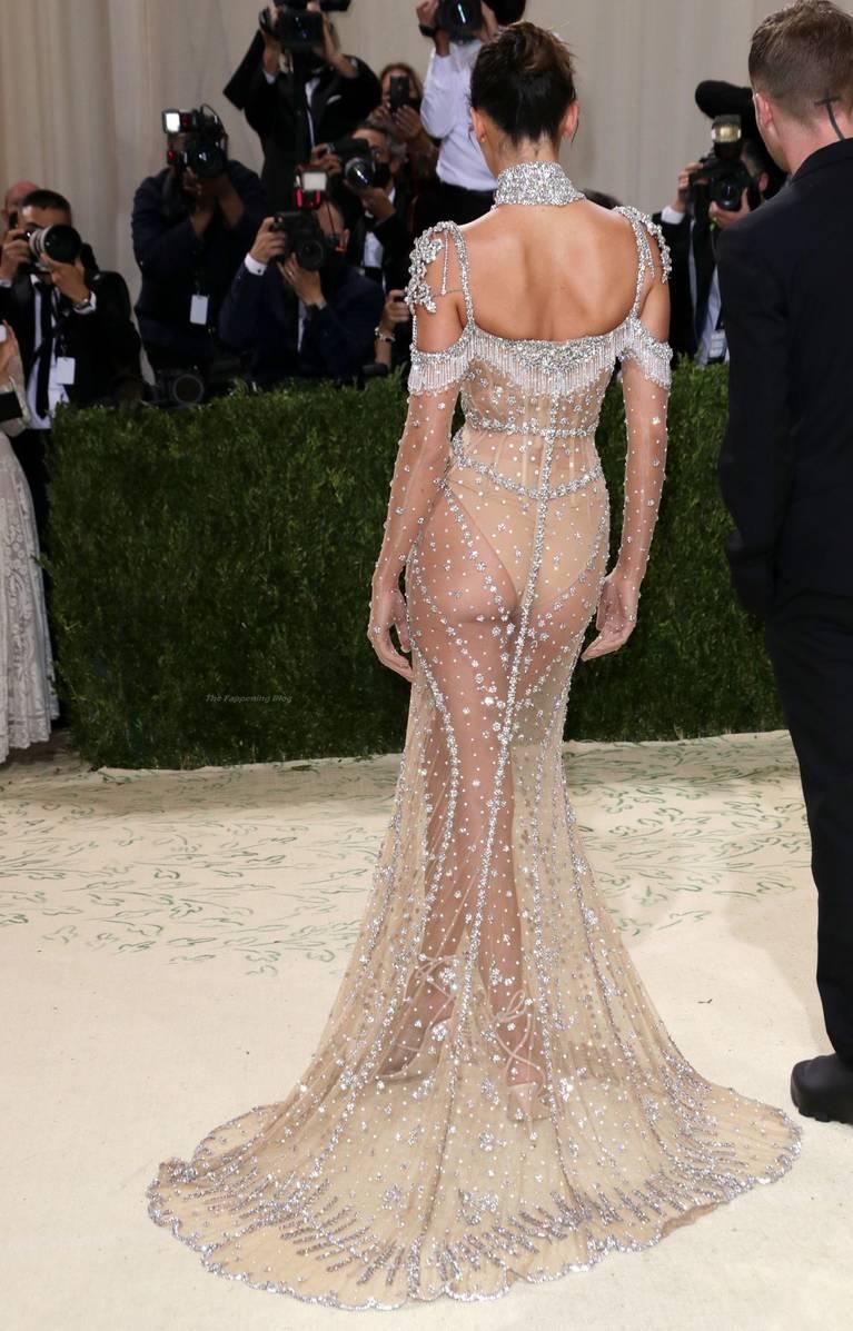 Kendall Jenner Naked Dress 145