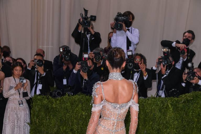 Kendall Jenner Naked Dress 147