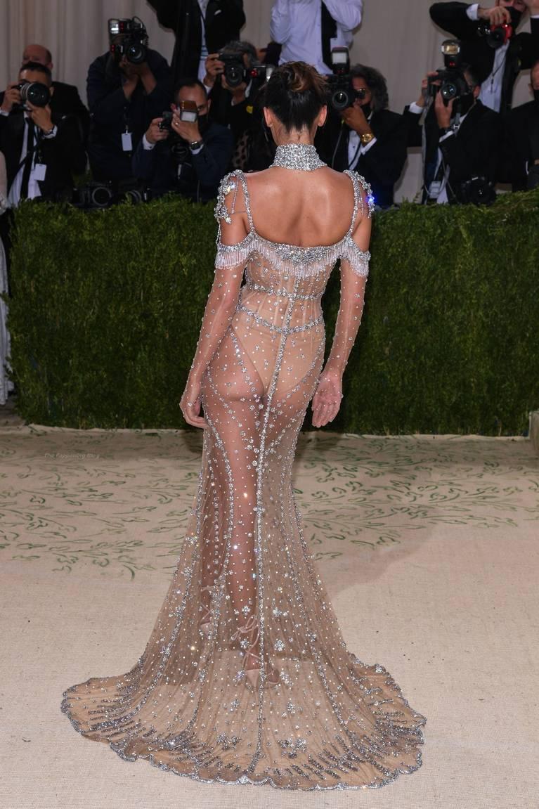 Kendall Jenner Naked Dress 149