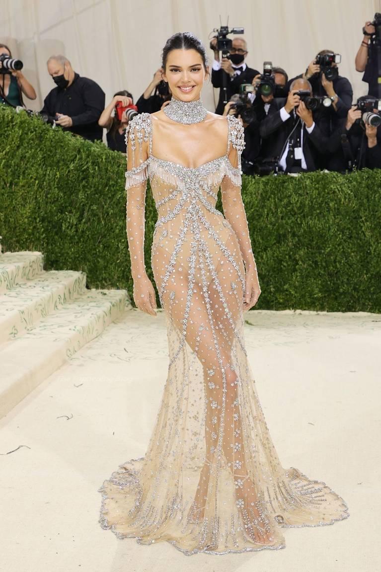 Kendall Jenner Naked Dress 24
