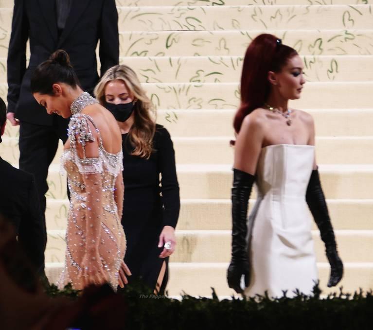 Kendall Jenner Naked Dress 36