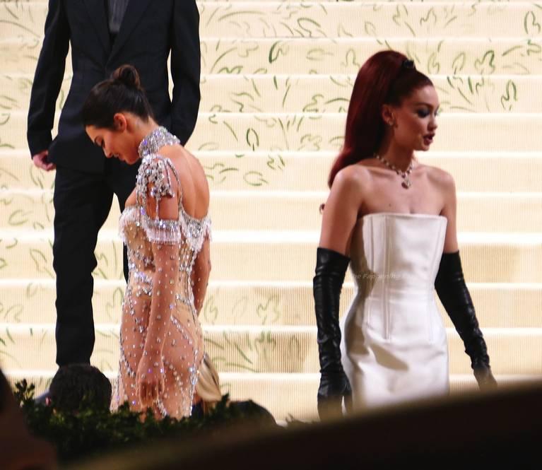 Kendall Jenner Naked Dress 38