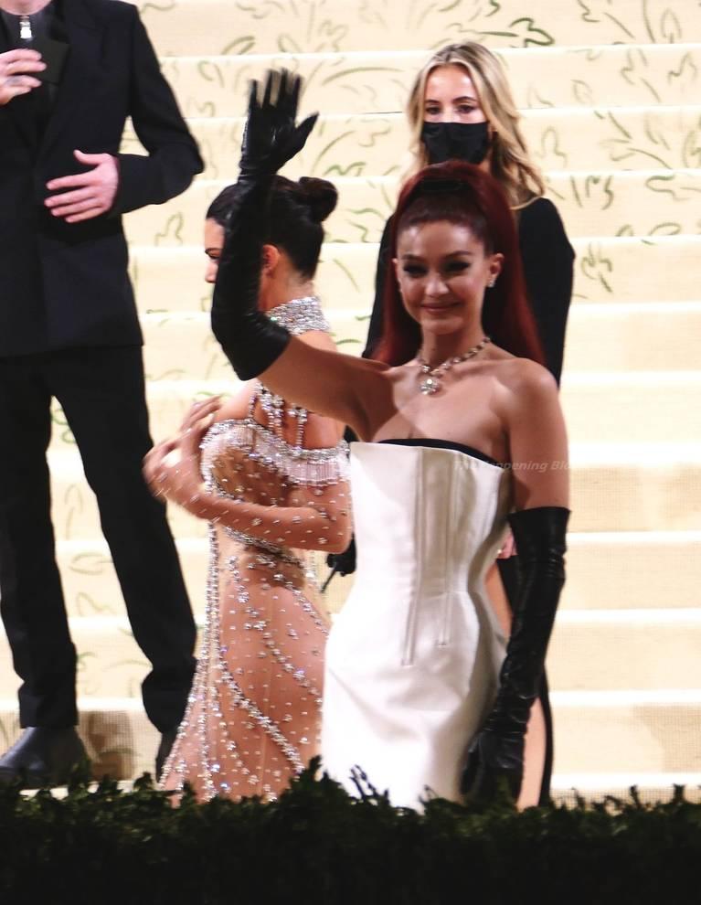 Kendall Jenner Naked Dress 42