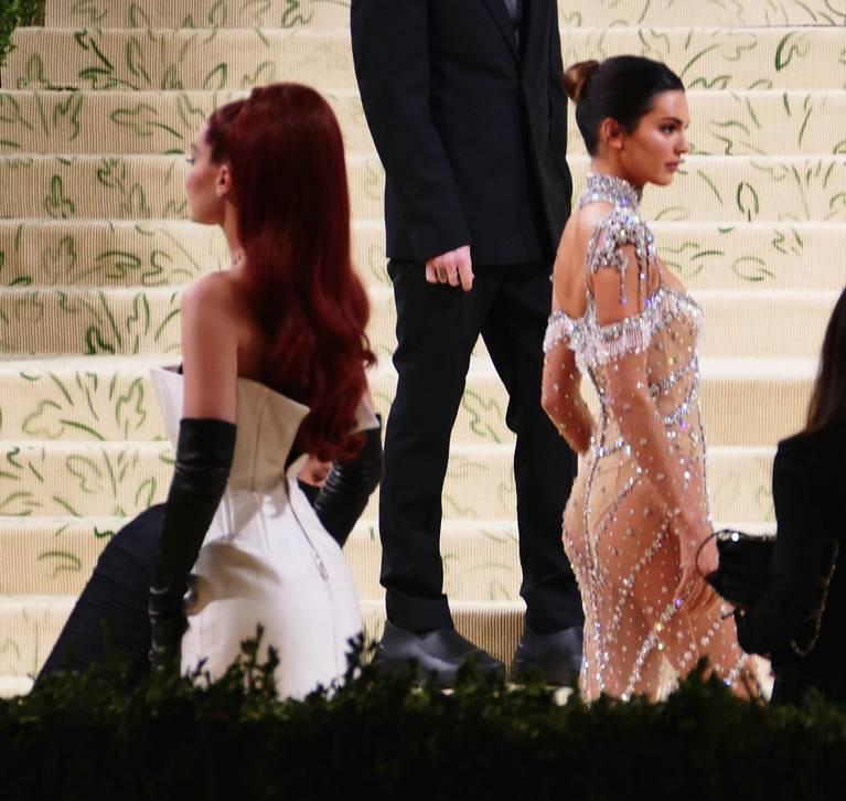 Kendall Jenner Naked Dress 50