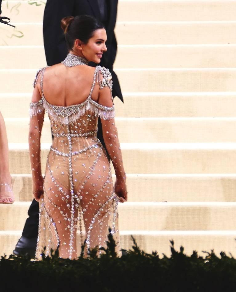 Kendall Jenner Naked Dress 55