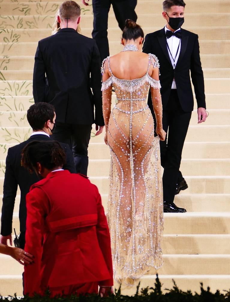 Kendall Jenner Naked Dress 57