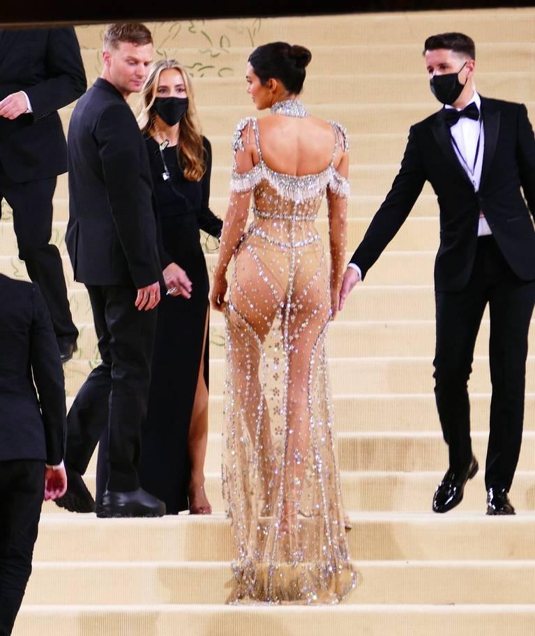 Kendall Jenner Naked Dress 60