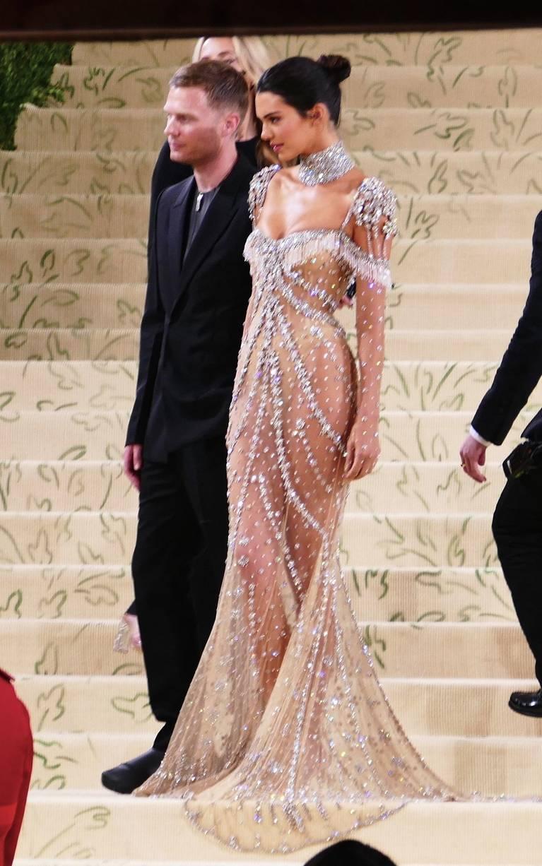 Kendall Jenner Naked Dress 67