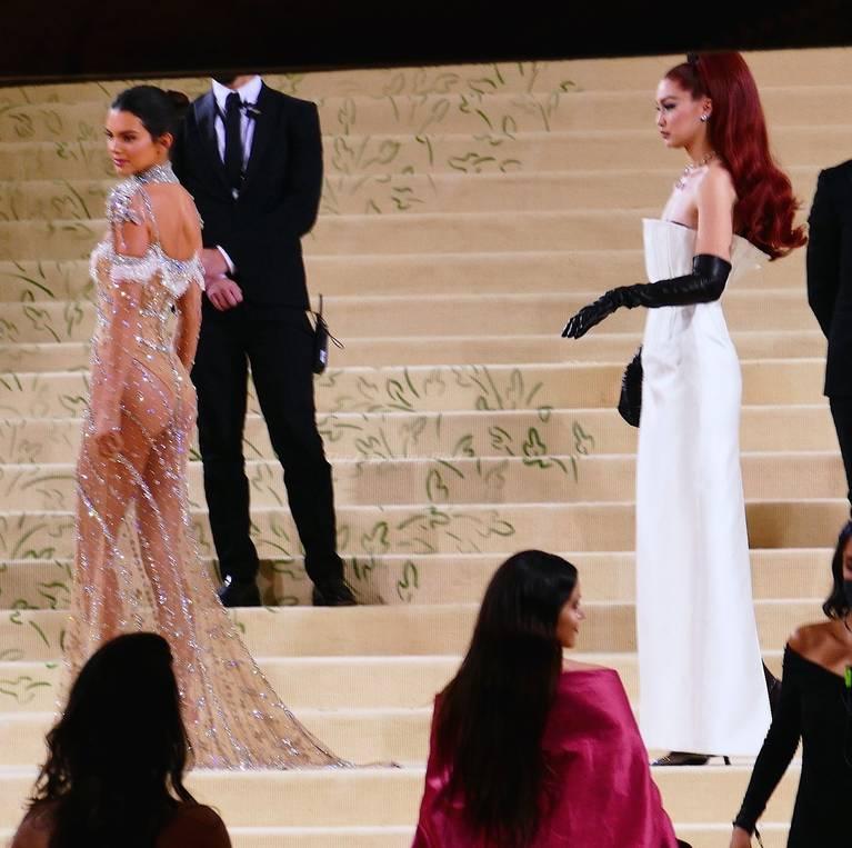 Kendall Jenner Naked Dress 69