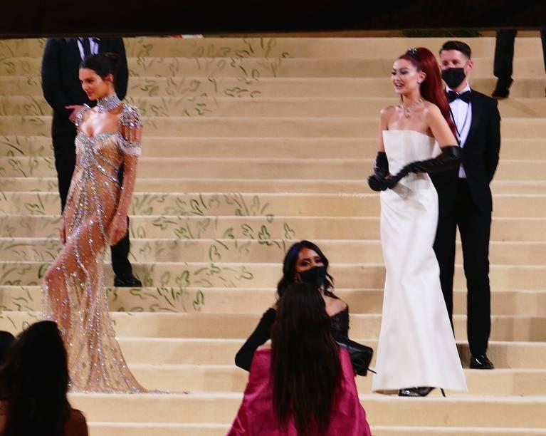 Kendall Jenner Naked Dress 70