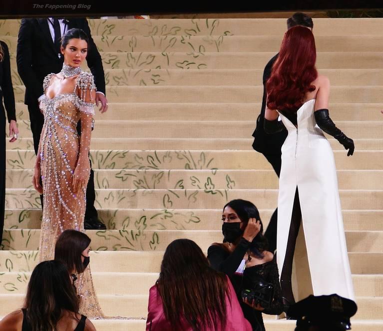 Kendall Jenner Naked Dress 71