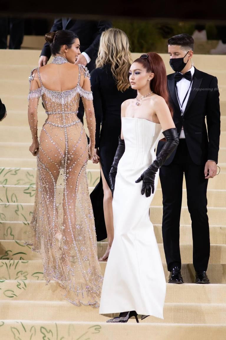 Kendall Jenner Naked Dress 76