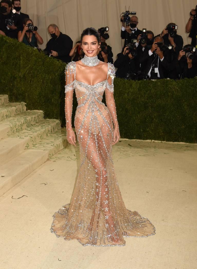 Kendall Jenner Naked Dress 78