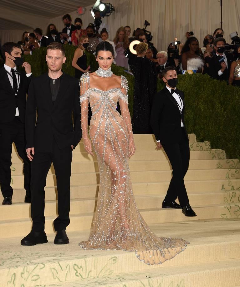 Kendall Jenner Naked Dress 79