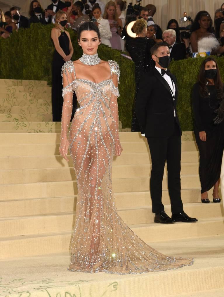 Kendall Jenner Naked Dress 81