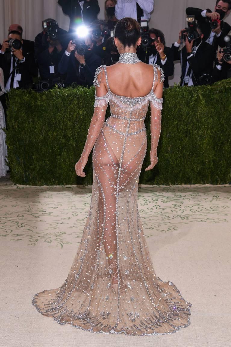 Kendall Jenner Naked Dress 95