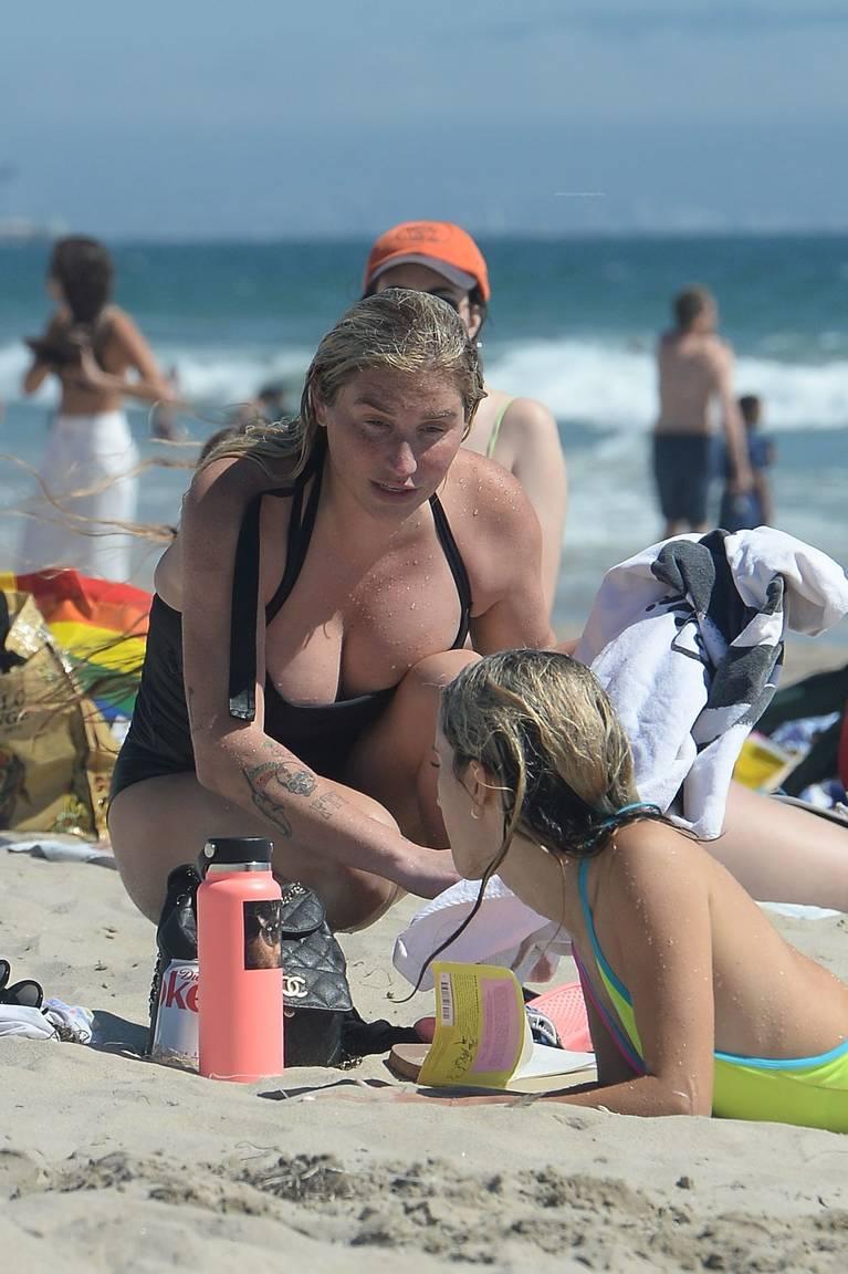 Kesha on Beach 24