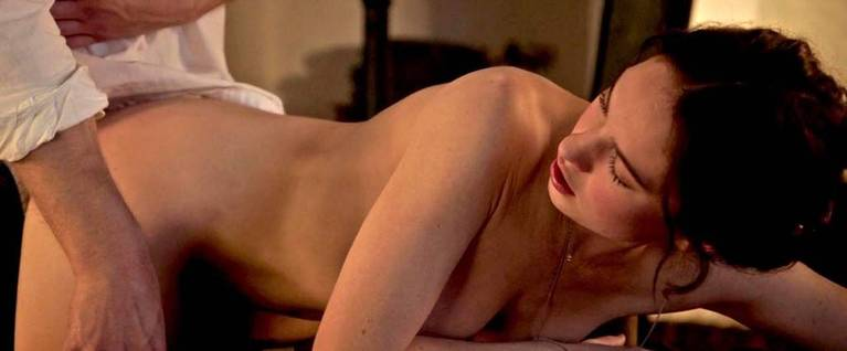 Lily James Nude Sexy 7