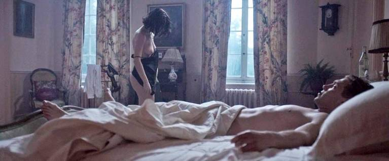 Lily James Nude Sexy 11