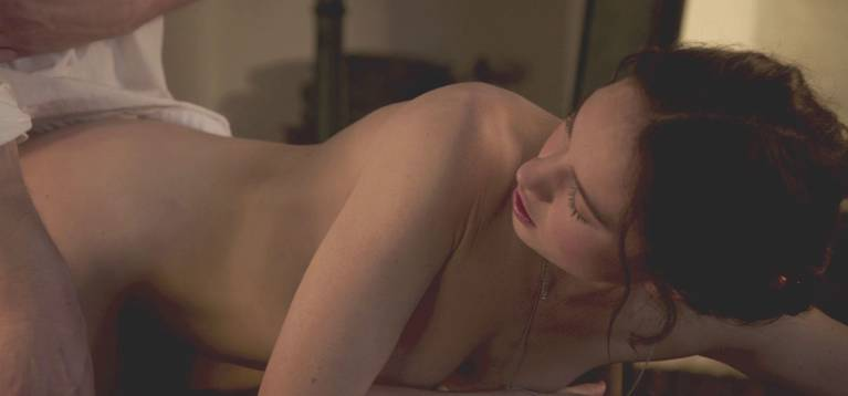 Lily James Nude Sexy 123