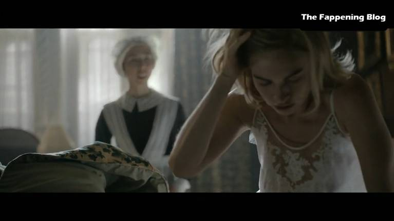 Lily James Nude Sexy 133
