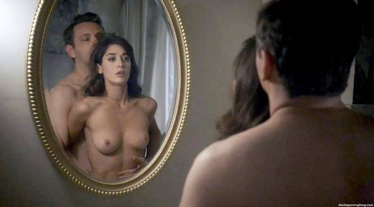 Lizzy Caplan Naked Sexy Leaked The Fappening 27