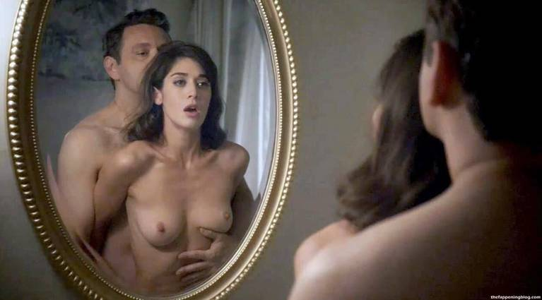 Lizzy Caplan Naked Sexy Leaked The Fappening 28