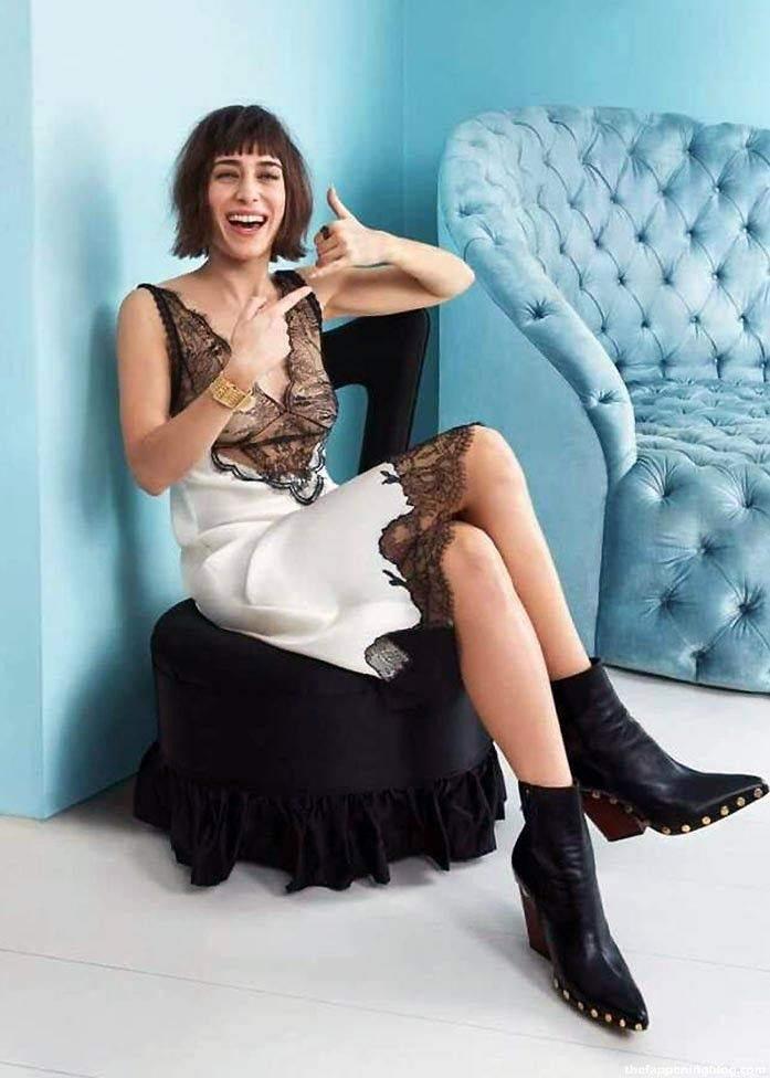 Lizzy Caplan Naked Sexy Leaked The Fappening 93