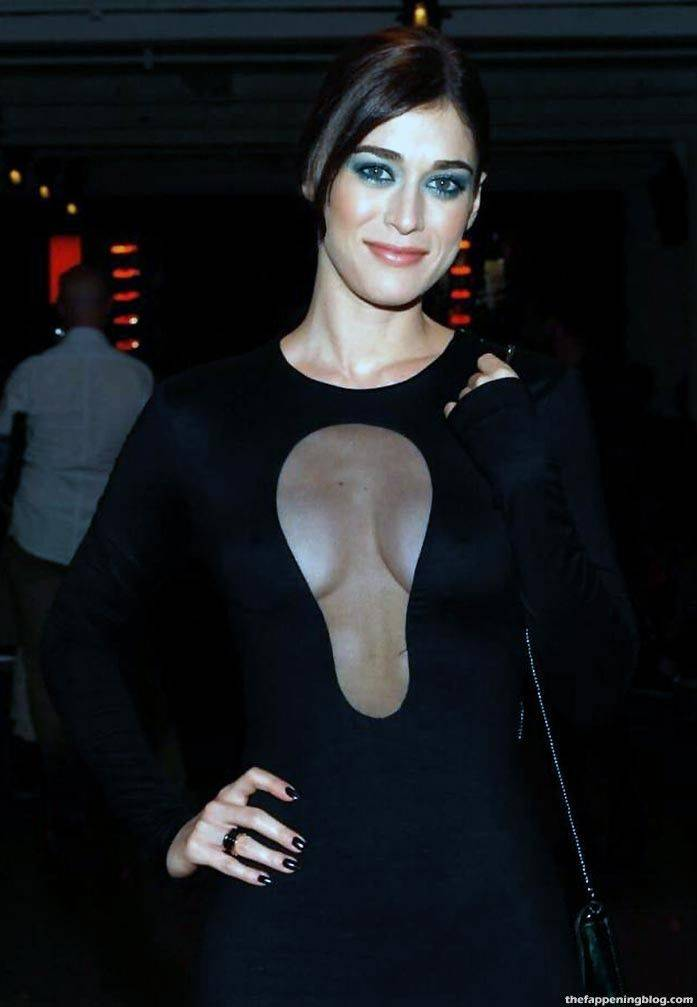 Lizzy Caplan Naked Sexy Leaked The Fappening 96