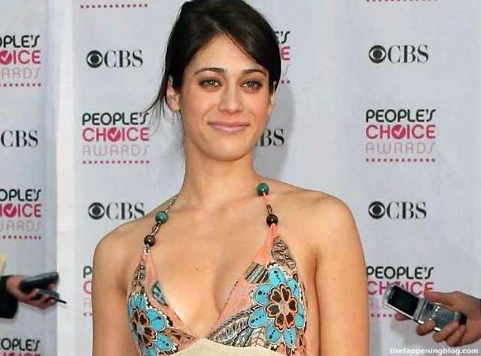 Lizzy Caplan Naked Sexy Leaked The Fappening 124