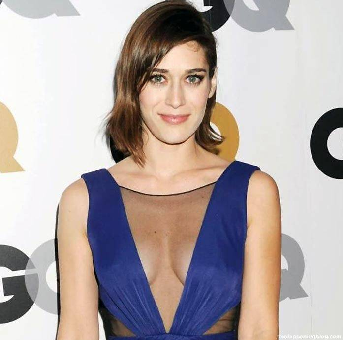 Lizzy Caplan Naked Sexy Leaked The Fappening 129
