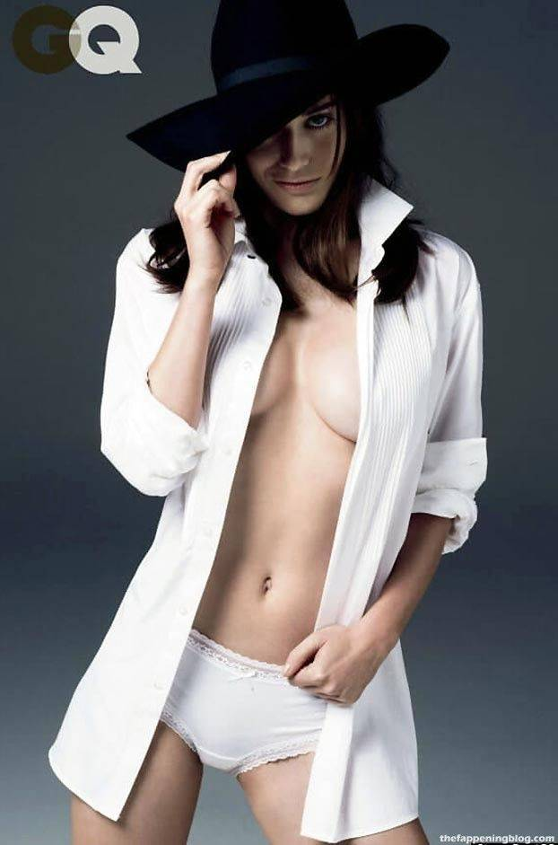 Lizzy Caplan Naked Sexy Leaked The Fappening 130