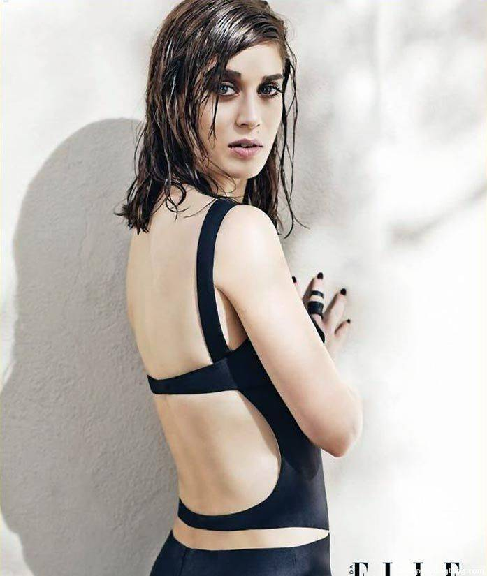 Lizzy Caplan Naked Sexy Leaked The Fappening 132