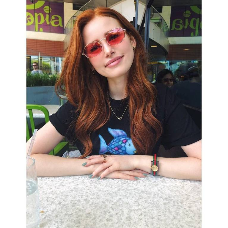 Madelaine Petsch Sexy 32