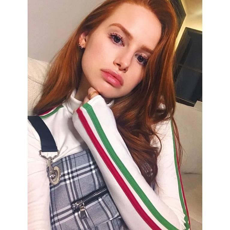 Madelaine Petsch Sexy 42