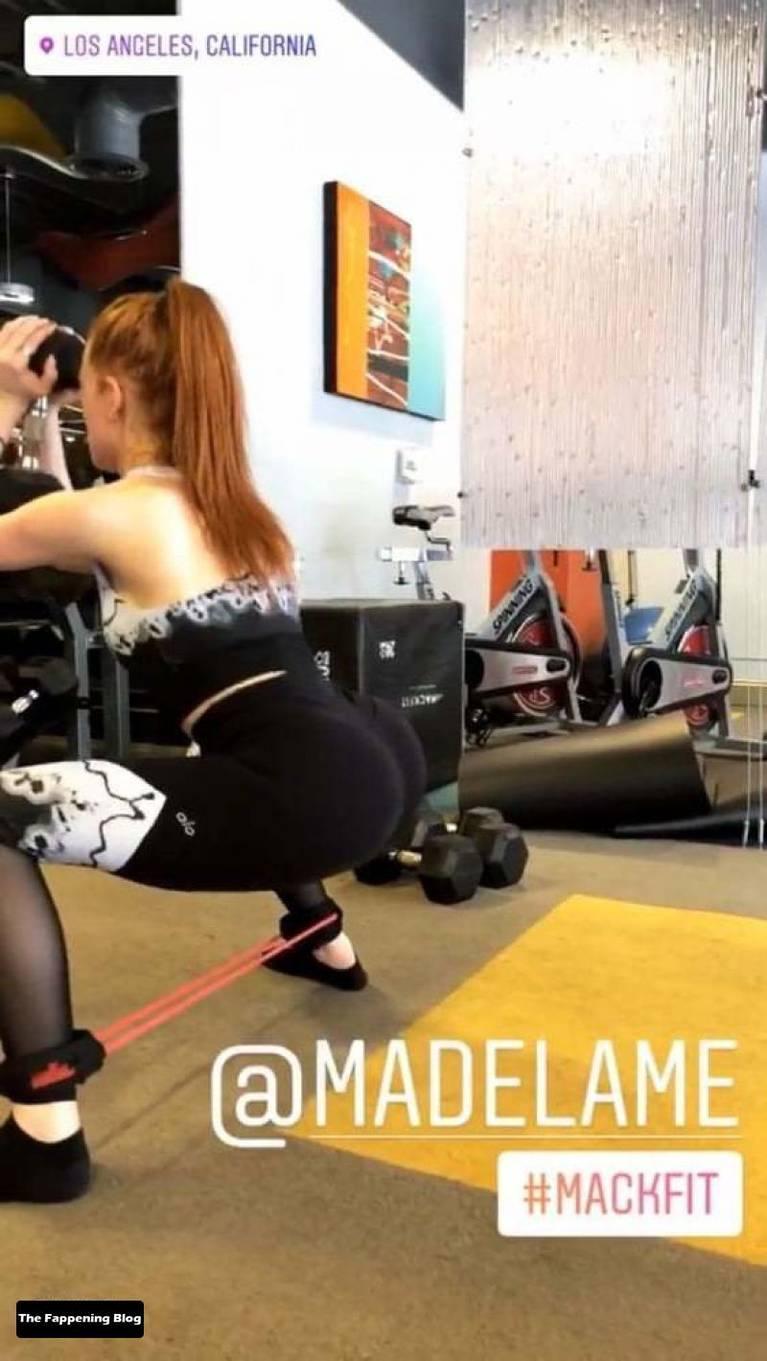 Madelaine Petsch Sexy 48