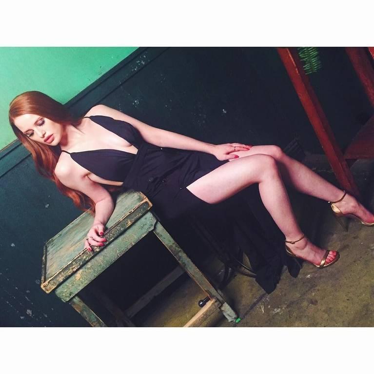 Madelaine Petsch Sexy 69