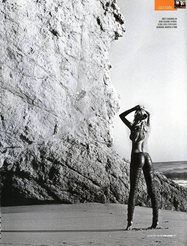 Marisa Miller Nude Sexy 1