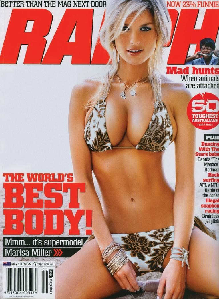 Marisa Miller Nude Sexy 9