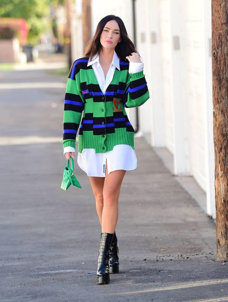Megan Fox Sexy 7